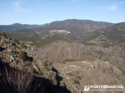 Meandros Río Lozoya- Senda Genaro GR300 - hoces del río lozoya; viajes puente mayo; viajes fin de